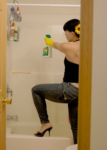 cleaning-the-bathroom-melissa-ann-barrett